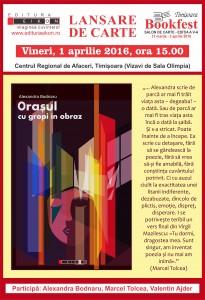 01042016 Bookfest Timisoara ora 15_00