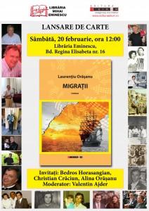 20022016 MIGRATII 12_00 LIBRARIA EMINESCU